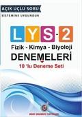LYS-2 Fizik Kimya Biyoloji Denemeleri