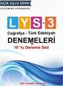 LYS-3 Coğrafya Türk Edebiyatı Denemeleri