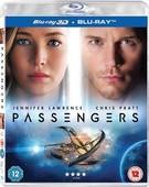 Passengers - Uzay Yolcuları 3D + 2D BD