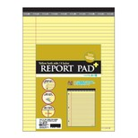 Morning Glory Defter Report Pad Yellow A5