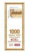 Polist-Çer 1000 Altın 34x96cm.