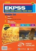 EKPSS Lisans Modüler Set