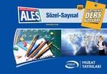ALES Öğretmenin Ders Notları Sözel-Sayısal