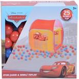 Mercan-Çadır Cars Pop-Up 50 Adet Toplu