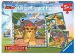 Ravensburger Lion Guard 3x49 Parça Puzzle (93489)
