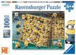 Ravensburger Süper Minions 100 Parça Puzzle (107858)