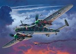 Revell Dornier Nightfighter 1/48 Maket (4925)
