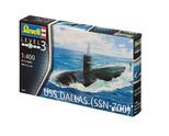 Revell - Maket Sub USS Dallas Maket 1/400 5067