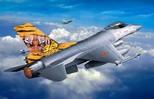 Revell Lockheed F16 1/144 Maket (3971)