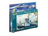 Revell Model Set Harbour Tug 1/144 Maket (5213)