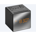 Sony ICF-C1B Alarmlı Saatli Radyo Siyah