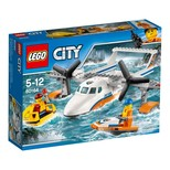 Lego-City Sea Rescue Plane 60164