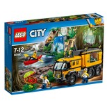 Lego-City Jungle Mobile Laboratorium 60160