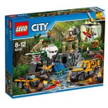 Lego-City Jungle Explorat Site 60161