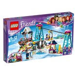 Lego-Friends Snow Resort SkiLift 41324