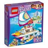Lego-Friends Sunshine Catamaran 41317