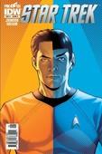 Star Trek Sayı 1 Kapak B Çizgi Roman Dergisi