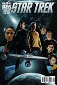 Star Trek Sayı 1 Kapak A Çizgi Roman Dergisi