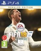 FIFA 18 PS4 Ronaldo Edition