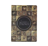 Game of Thrones Defter - Hanedanlar Gold