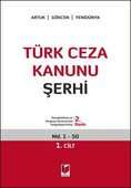 Türk Ceza Kanunu Şerhi -5 Cilt