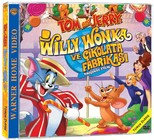 Tom & Jerry Willy Wonka & The Chocolate Factory-Tom ve Jerry Willy Wonka Ve Çikolata Fabrikası