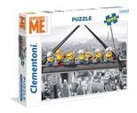 Clementoni- Minions (Minyonlar) New York Puzzle 39370