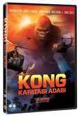 Kong: Skull Island - Kong: Kafatası Adası (DVD)