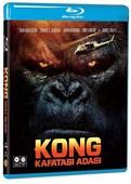 Kong: Skull Island - Kong: Kafatası Adası (Blu-Ray)