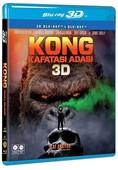 Kong: Skull Island - Kong: Kafatası Adası (3D Blu-Ray)