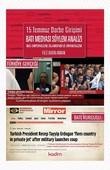15 Temmuz Darbe Girişimi Batı Medyası Söylem Analizi