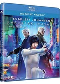 Ghost In The Shell-Kabuktaki Hayalet