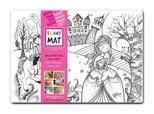 Akademi Çocuk-Funny Mat Prens ile Prenses
