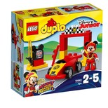 LEGO - DUPLO Disney Yarışçı Mickey