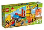 LEGO - DUPLO Town Büyük İnşaat Sahası