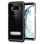Spigen Galaxy S8 Kılıf, Spigen Crystal Hyb. Black