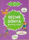 1. Sınıf Seçme Dünya Masalları-10 Kitap Takım