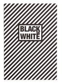 Black On W.Lıne 16X23 Terzi Dikiş Çizgisiz Defter