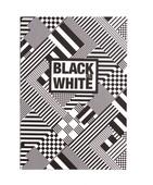 Black On W.Elect. 16X23 Terzi Dikiş Çizgisiz Defter