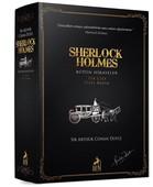 Sherlock Holmes-Bütün Hikayeler Tek Cilt Özel Basım