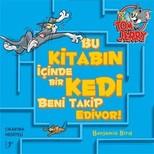 Tom ve Jerry Bu Kitabın İçinde Bir Kedi Beni Takip Ediyor!