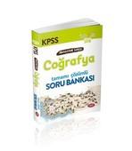 KPSS Coğrafya Tamamı Çözümlü Soru Bankası