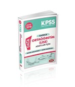 KPSS Ortaöğretim Lise Adayları İçin Konu Anlatımlı Soru Bankası