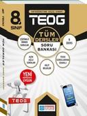 8.Sınıf TEOG Tüm Dersler Soru Bankası