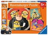 Ravensburger Minions 3x49 Puzzle (RPK080168)