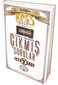 KPSS 2018 Genel Yetenek Genel Kültür Son 7 Yıl Tamamı Çözümlü Çıkmış Sorular