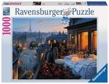 Ravensburger Paris Balcony 1000 Parça Puzzle