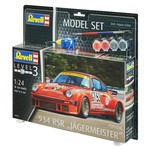 Revell Model Set Porsche Jägermeister Maket (67031)