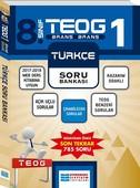 8.Sınıf TEOG 1 Türkçe Soru Bankası