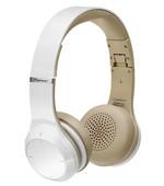 Pioneer Se-Mj771Bt Bluetooth Kulaküstü Kulaklık Beyaz